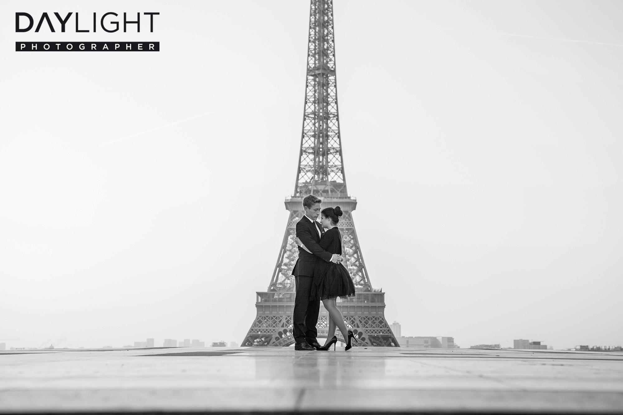 eiffelturm Wie schön ist es doch Fotograf in Paris zu sein