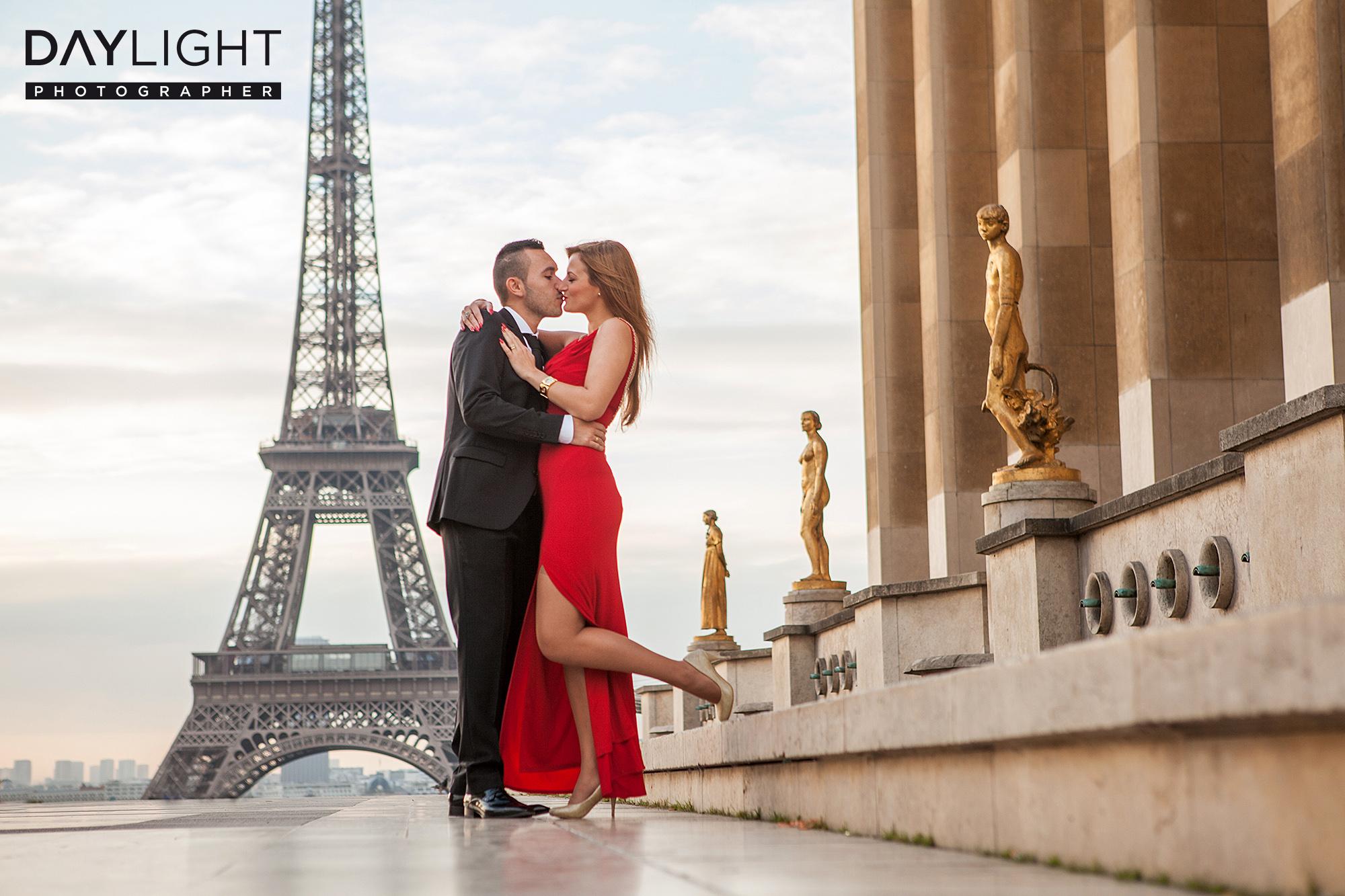 Shooting Eiffelturm