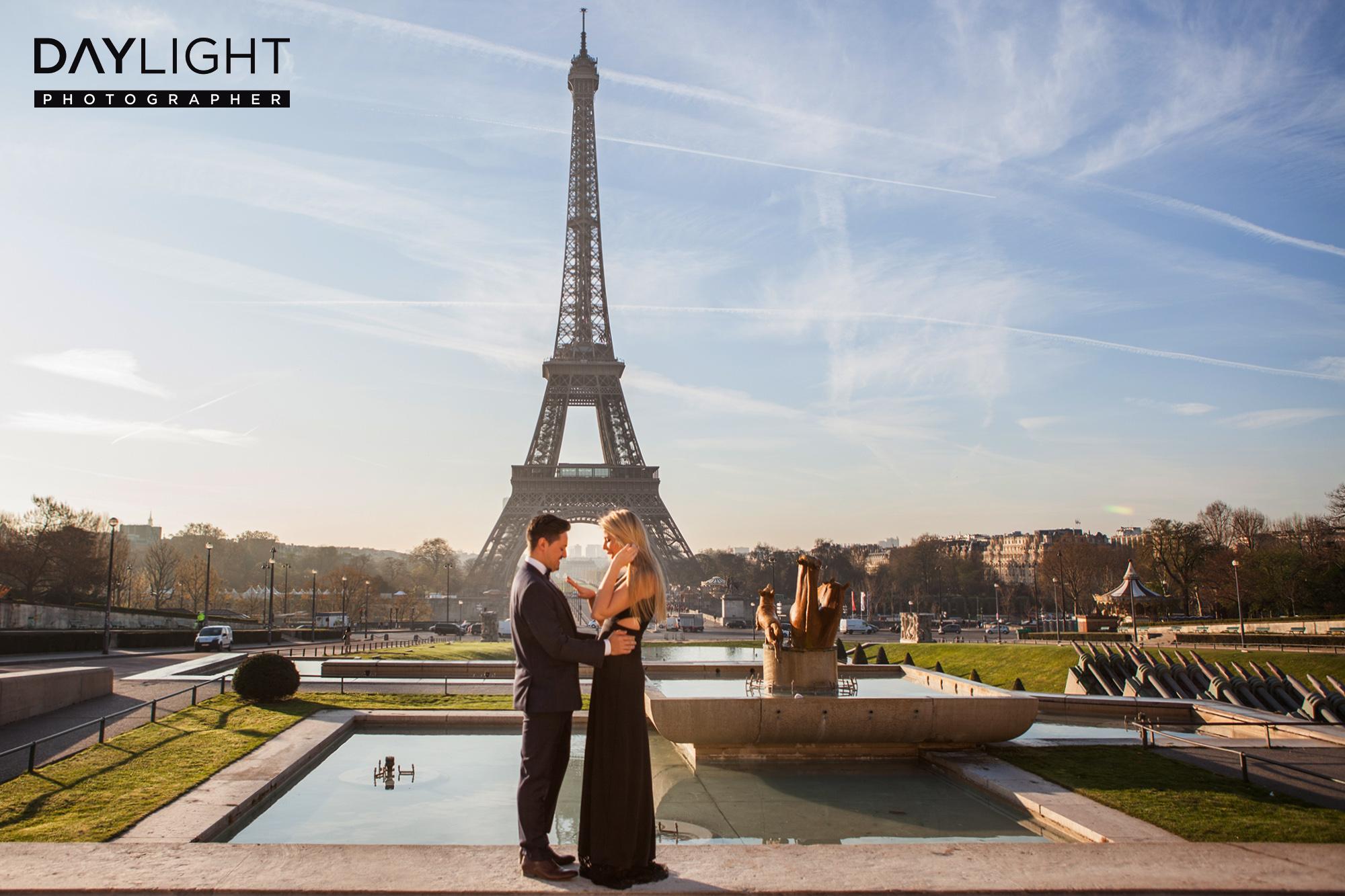 verlobung eiffelturm paris Überraschung in Paris   Fotoshooting mit deutschen Fotografen