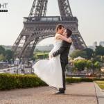 hochzeit fotograf planen paris eiffelturm 150x150 Frisch verheiratet gehts zum Hochzeits Fotoshooting nach Paris