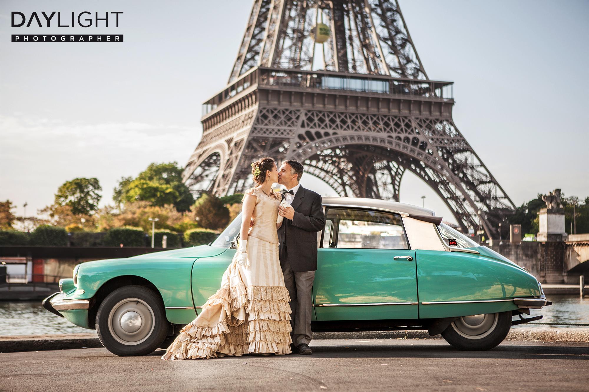 hochzeitsfotografen eiffelturm paris buchen