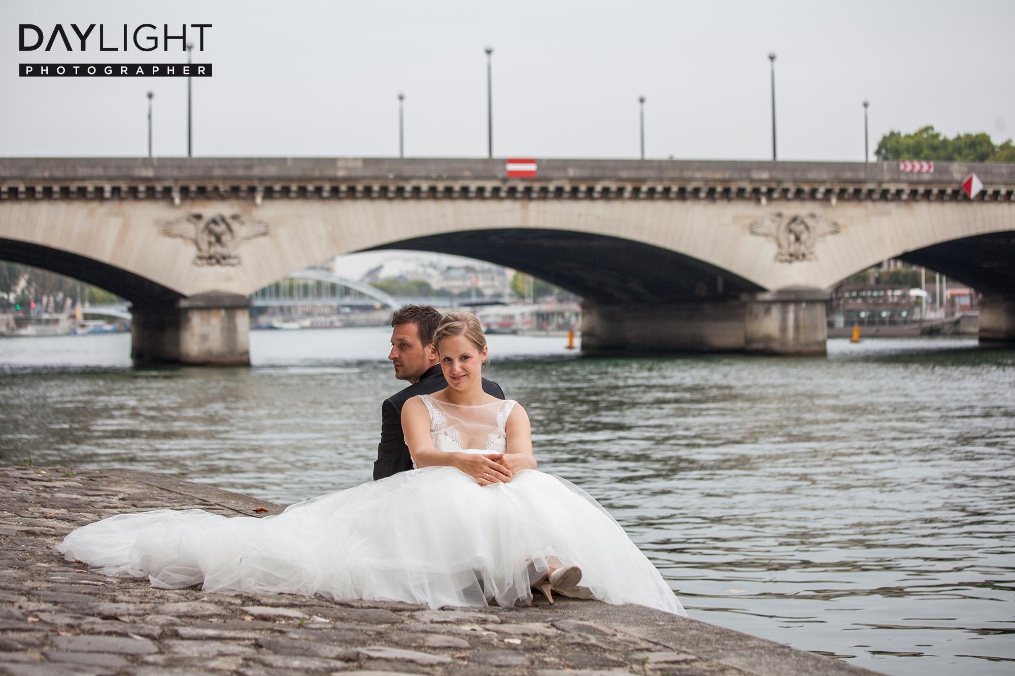 hochzeits fotos in Paris