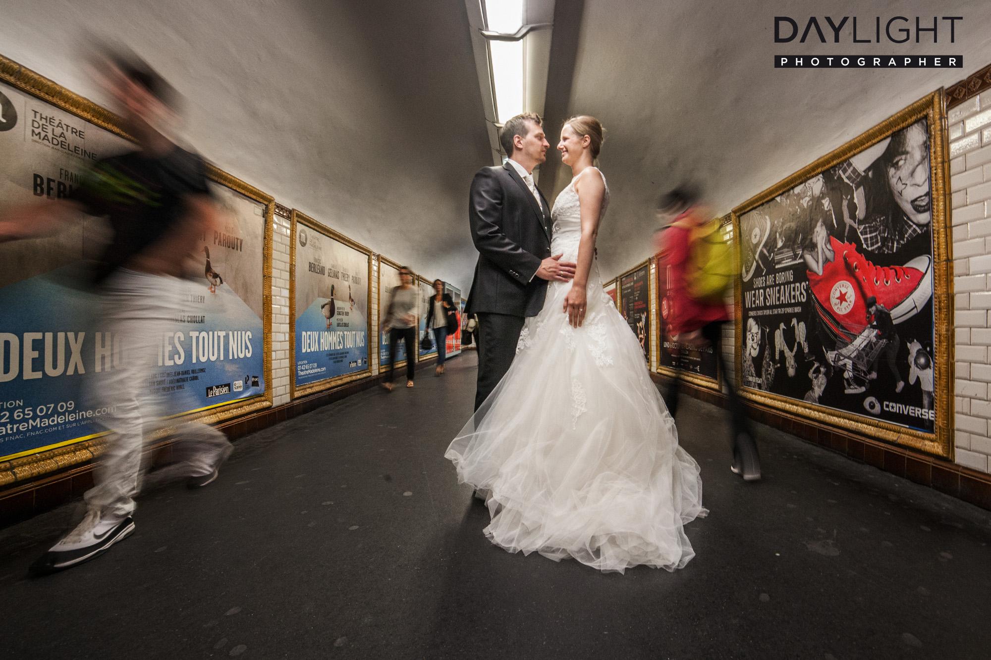 hochzeitsbilder metro paris