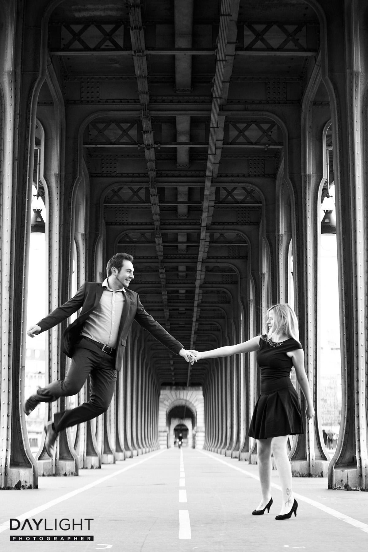 paris und fotoshooting am Valentinstag