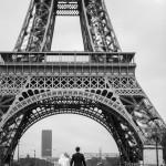 eiffelturm als Hochzeitsmotiv 150x150 Man nehme einen Eiffelturm, ein Hochzeitspaar und einen Hochzeitsfotografen