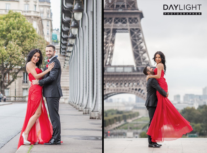 fotoshooting zur EM 2016 in Paris buchen