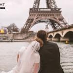 hochzeit in Paris mit Fotografen 150x150 Man nehme einen Eiffelturm, ein Hochzeitspaar und einen Hochzeitsfotografen