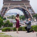 heiratsantrag am eiffelturm 150x150 Purpur Fotoshooting in Paris