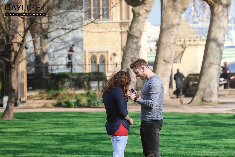 antrag in london fotograf Fotoshooting mit Heiratsantrag in London
