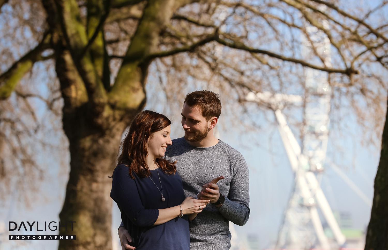 heiratsantrag london fotograf Fotoshooting mit Heiratsantrag in London