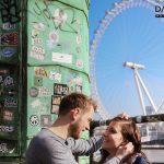 liebespaare lieben london eye 150x150 Fotoshooting mit Heiratsantrag in London