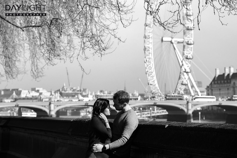 romantisches fotoshooting in london Fotoshooting mit Heiratsantrag in London