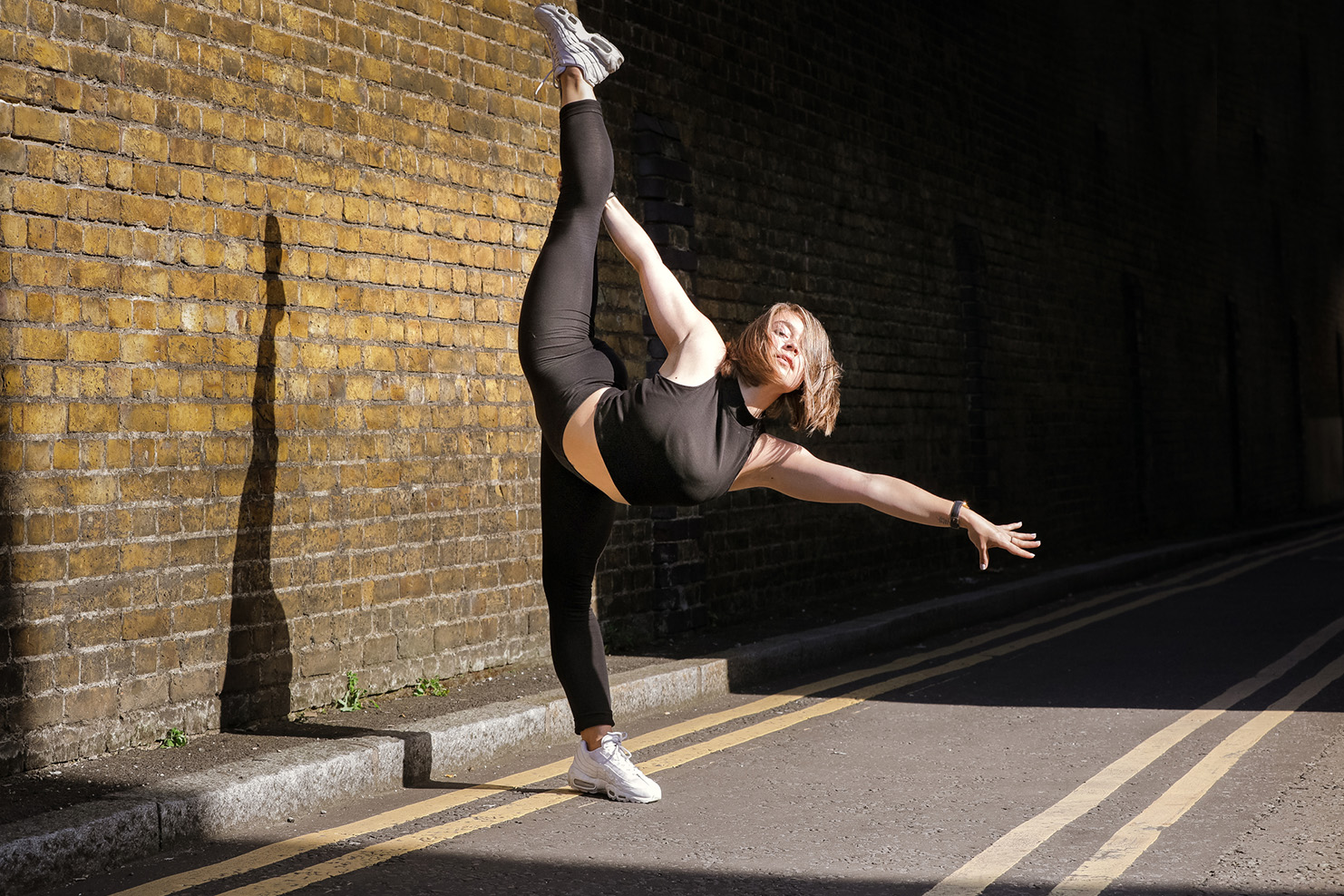 shooting fotograf london London mal im Sprungbildmodus